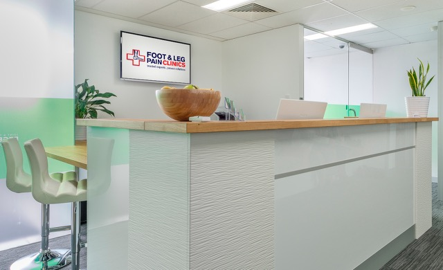 Brighton foot and ankle clinic or heel and foot clinic